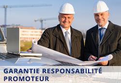Garantie responsabilité promoteur